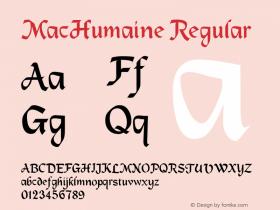 MacHumaine
