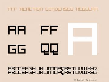 FFF Reaction Condensed