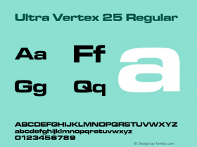 Ultra Vertex 25
