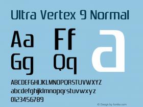 Ultra Vertex 9