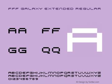 FFF Galaxy Extended