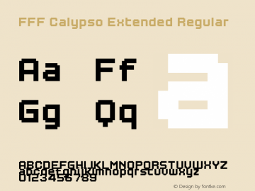 FFF Calypso Extended