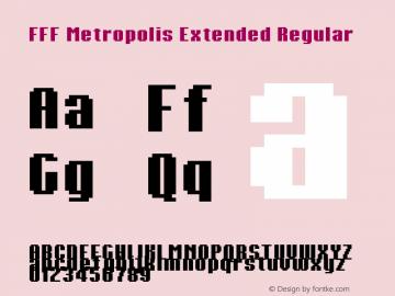 FFF Metropolis Extended