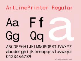 ArtLinePrinter