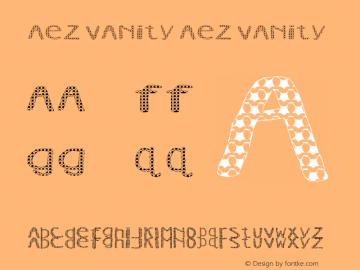 AEZ Vanity