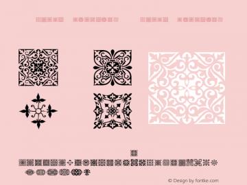 SL Square Ornaments