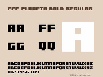 FFF Planeta Bold