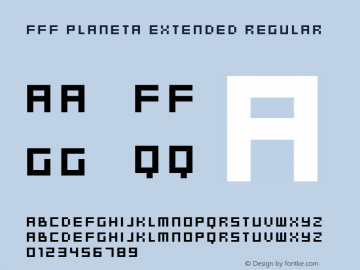 FFF Planeta Extended