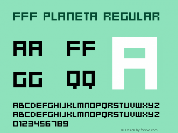 FFF Planeta