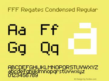 FFF Regates Condensed