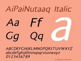 AiPaiNutaaq