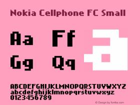 Nokia Cellphone FC
