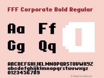 FFF Corporate Bold