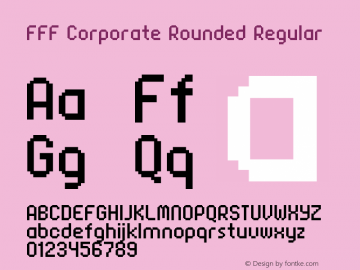 FFF Corporate Rounded