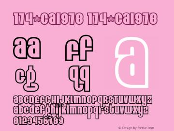 174-CAI978