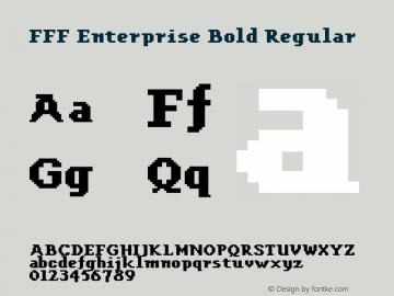 FFF Enterprise Bold