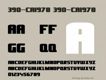 390-CAI978