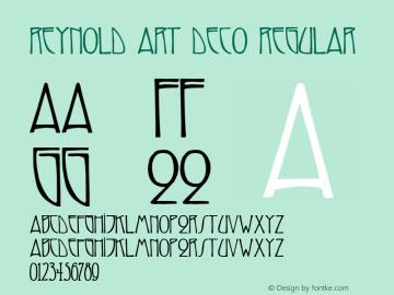 Reynold Art Deco