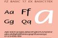 FZ BASIC 17 EX