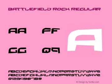 Battlefield Rock