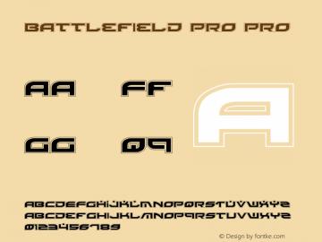 Battlefield Pro