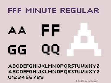 FFF Minute