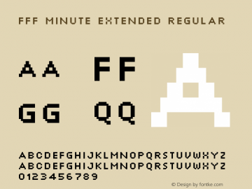 FFF Minute Extended