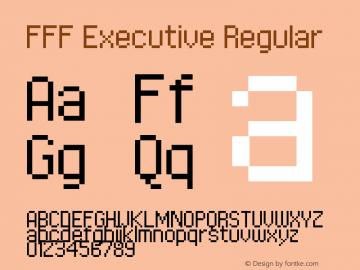 FFF Executive