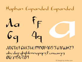 Xaphan Expanded