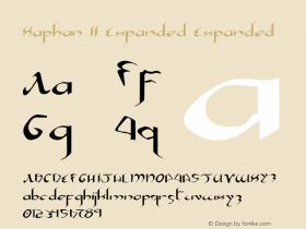 Xaphan II Expanded