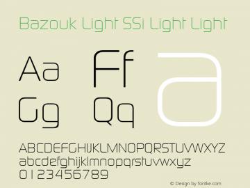 Bazouk Light SSi Light