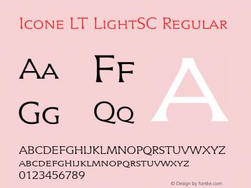 Icone LT LightSC