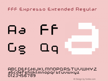 FFF Expresso Extended