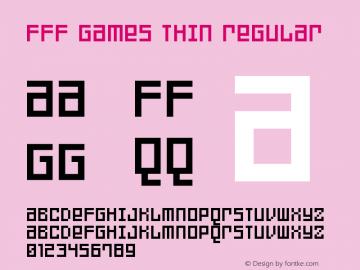 FFF Games Thin