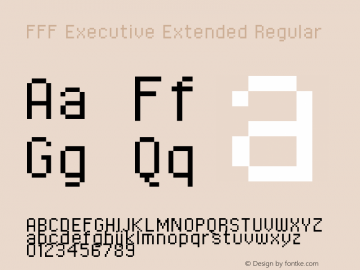 FFF Executive Extended