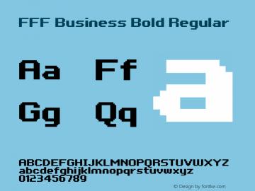 FFF Business Bold