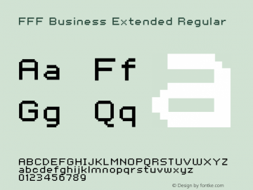 FFF Business Extended