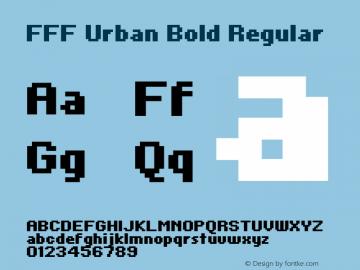 FFF Urban Bold