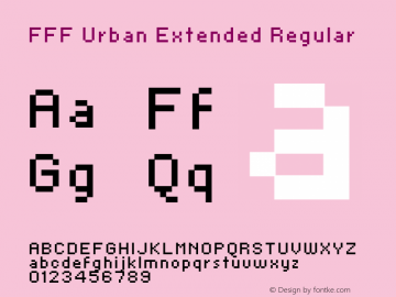 FFF Urban Extended