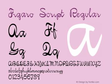 Figaro Script