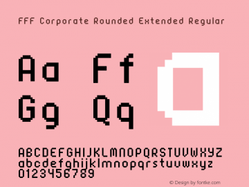 FFF Corporate Rounded Extended