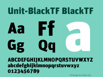 Unit-BlackTF