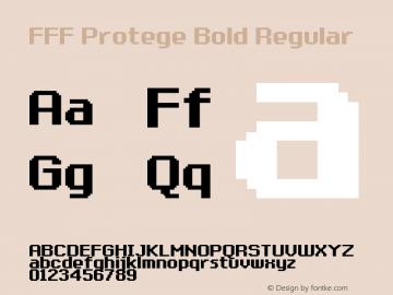 FFF Protege Bold