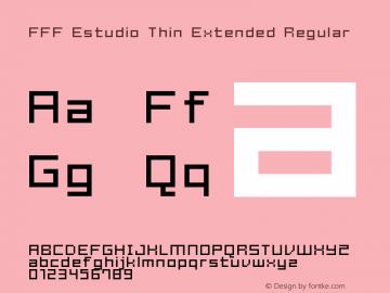 FFF Estudio Thin Extended