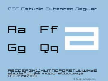 FFF Estudio Extended