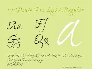 Ex Ponto Pro Light