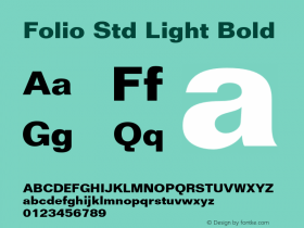 Folio Std Light