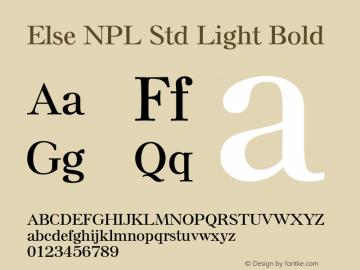 Else NPL Std Light