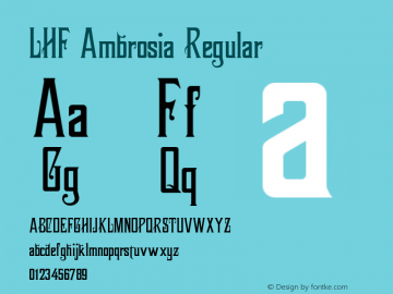 LHF Ambrosia