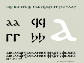 CS Koptos Manuscript
